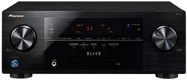 pioneer elite vsx 42 a v receiver sound vision rh soundandvision com Pioneer Elite VSX- 60 Pioneer Elite VSX 42 7 1Channel