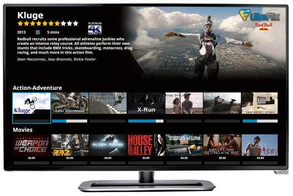 4K Streaming About to Flow With UltraFlix   Sound & Vision