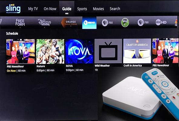 Hands On: Dish's AirTV Combines Sling, Local Channels