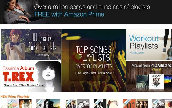How to Create an Amazon Prime Music Library | Sound & Vision