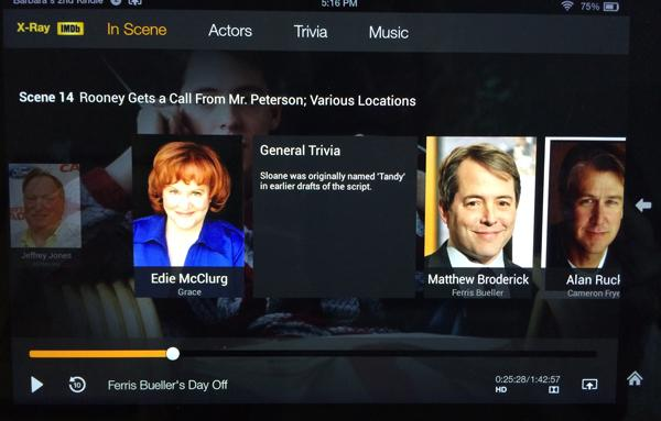 Amazon X Ray >> Amazon Instant Video S X Ray Nails The Second Screen Experience