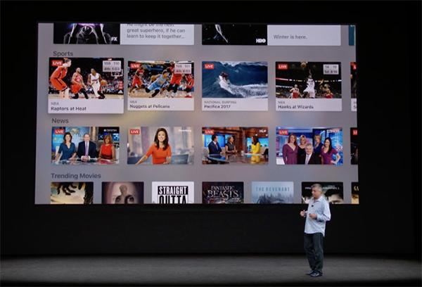 Apple Unveils Apple TV 4K with Live Sports & More | Sound