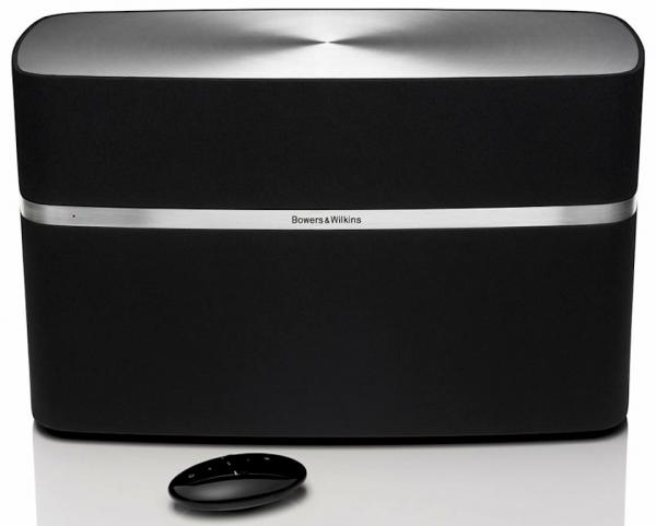 Review Bowers Wilkins A7 Airplay Speaker Sound Vision