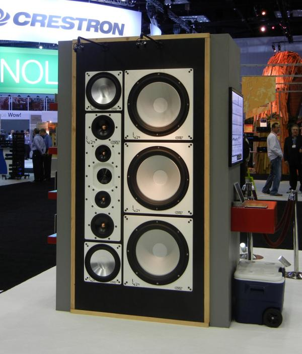 The World S Most Expensive In Wall Speaker Sound Vision