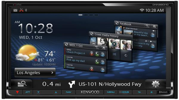 Ces 2013 Kenwood Dnn990hd Sound Amp Vision
