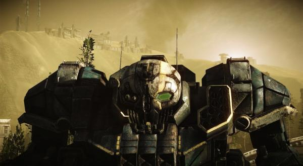 Review Mechwarrior Online Beta Sound Vision