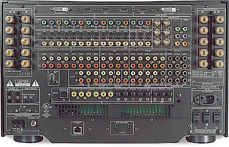 Av Receiver Setup Sound Amp Vision