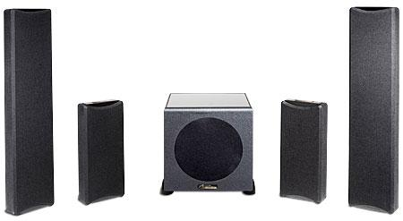 Best In Wall Home Theater Speakers on-wall speaker reviews | sound & vision