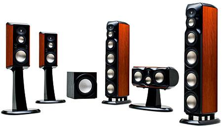 Revel Ultima2 Salon2 Speaker System Sound Amp Vision