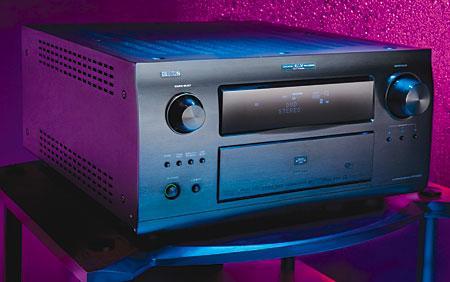 Denon AVR-5308CI A/V Receiver | Sound & Vision