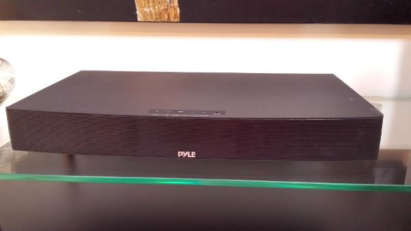 Hands On Pyle Wavebase Psbv600bt Soundbar Takes A Stand