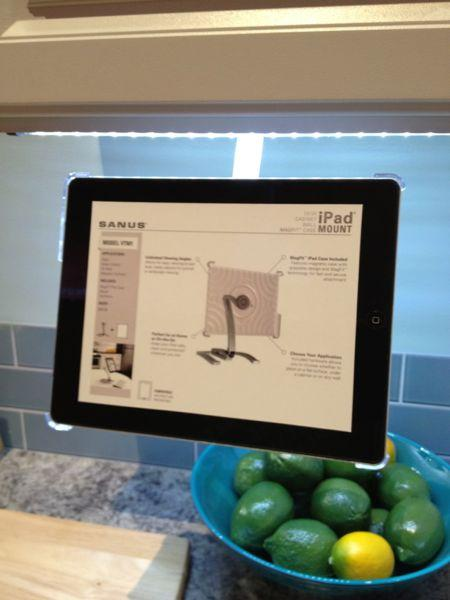 Ipad Mounts Multiply Like Rabbits Although You Can T Use