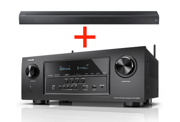Can a Soundbar work with a Receiver