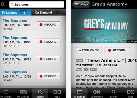 Comcast XFINITY TV APP Streams onto the iPad | Sound & Vision
