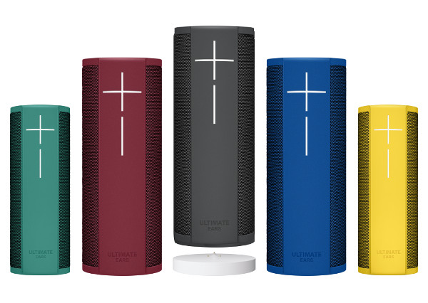 Ultimate Ears Launches Alexa-Enabled Smart Speakers