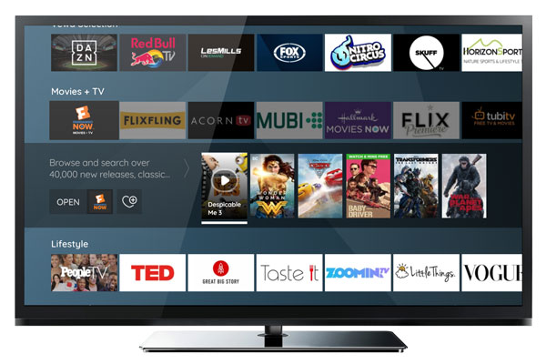 VEWD Offers A Smarter Smart TV OS