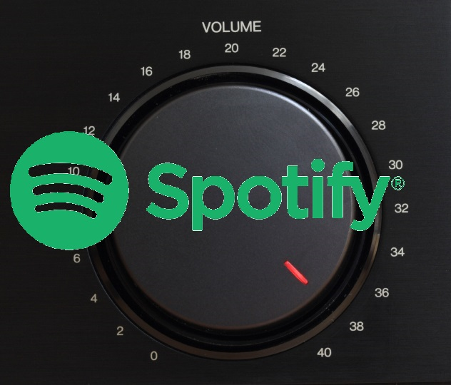 Turn it Up! Spotify Lowers Streaming Volume